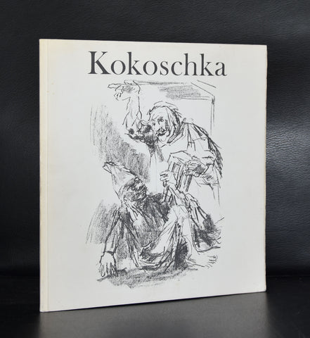Kokoschka # KING LEAR # Marlborough Fine ARt, 1963, nm