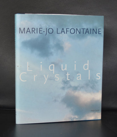 Marie-Jo Lafontaine # LIQUID CRYSTALS # Hatje, 1999, mint