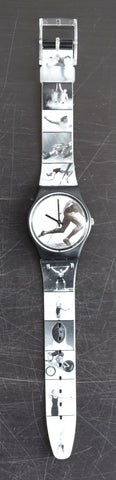 Swatch, Olympic games 1996 special # ANNIE LEIBOVITZ # mint in box