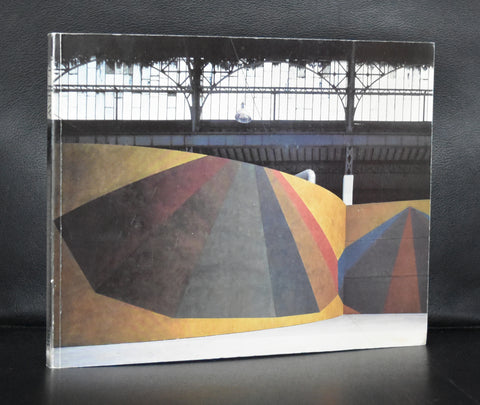 Sol LeWitt, Kunsthalle Bern # WALL DRAWINGS 1984-1988 # 1989, nm