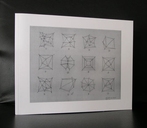 Weber / Hoffman Gallery # SOL LEWITT, Working Drawings # 1995, mint