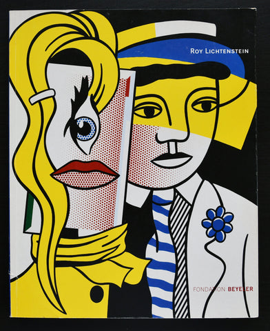 Fondation Beyeler # ROY LICHTENSTEIN # 1998, mint-