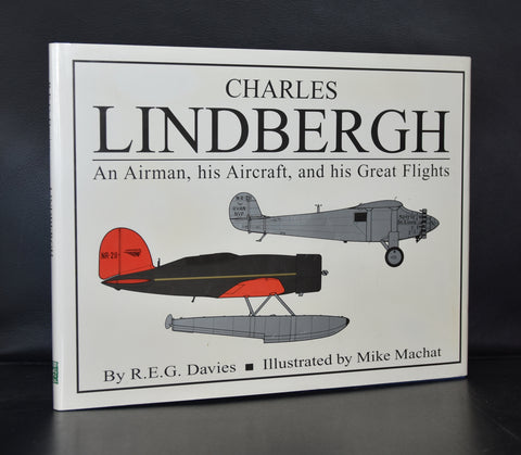 Davies, Paladwr Press # CHARLES LINDBERGH# 1997, mint-