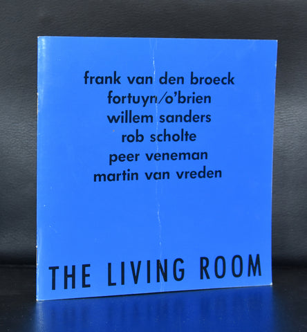 scholte, veneman ao # THE LIVING ROOM # 1986, nm