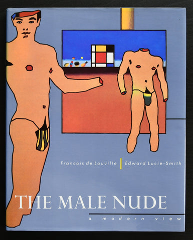 Edward Lucie-Smith # THE MALE NUDE # 1985, mint-