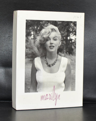 Marilyn Monroe , Sam Shaw # MARILYN, 20 notecards # ca. 2000, mib