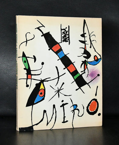 Casino Knokke Heist # JOAN MIRO # 1971, nm+