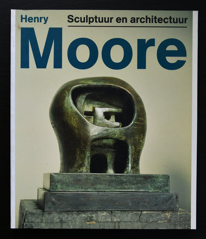 Kunsthal # HENRY MOORE # 2007, mint--