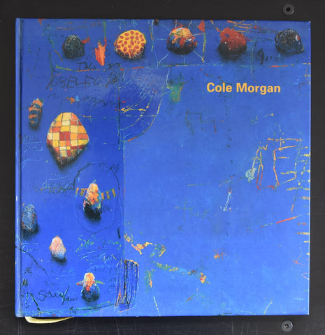 Cole Morgan # CONJECTURES and CORRESPONDENCES # ca. 1999, mint and signed