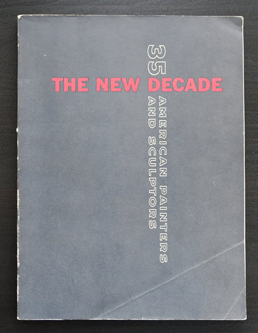 Whitney Museum # THE NEW DECADE # 1955, nm-