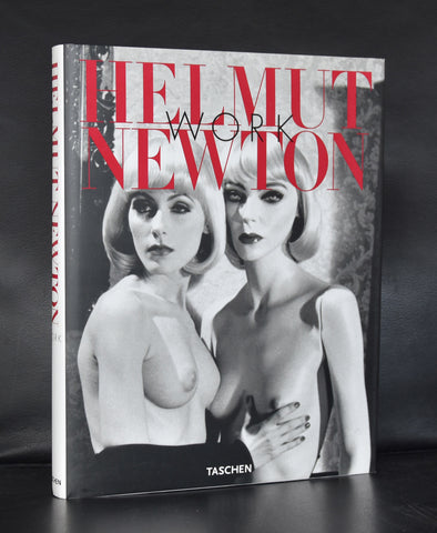 Helmut Newton @ WORK # 2000, mint