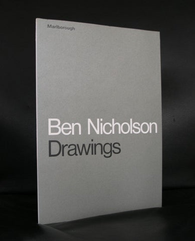 Ben Nicholson # DRAWINGS # Marlborough, 1970, nm+