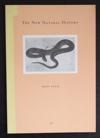 Niels Staal # THE NEW NATURAL HISTORY #  1988, signed