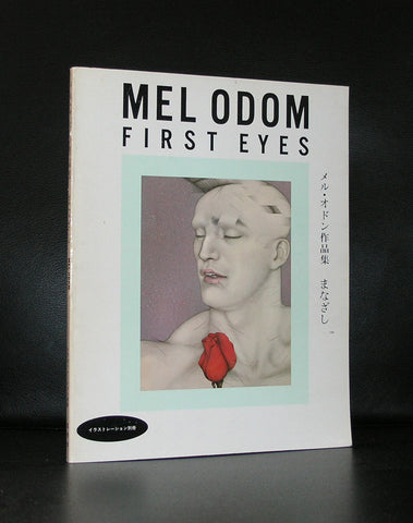 Mel Odom # FIRST EYES, Gay and female # 1982, nm