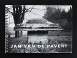 Jan van de Pavert, artist book #VOOR DE SPIEGEL # signed numbered,1991, nm+