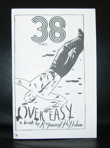 Raymond Pettibon # OVER EASY # ltd.ed.76/100,mint