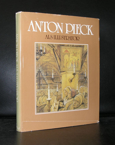 Anton Pieck #ALS ILLUSTRATOR #1984, Nm, 1st.
