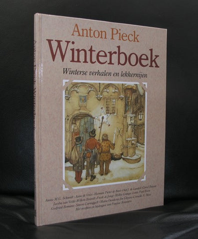 Anton Pieck # WINTERBOEK # 1995, nm+