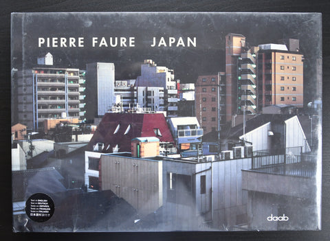 Pierre Faure # JAPAN # daab, 2007, mint
