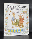 Beatrix Potter # PIETER KONIJN TEL MAAR MEE # 1999, nm