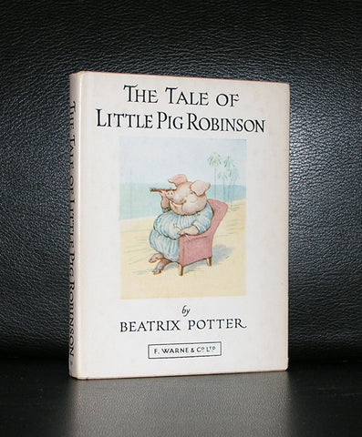 Beatrix Potter# LITTLE PIG ROBINSON# nm