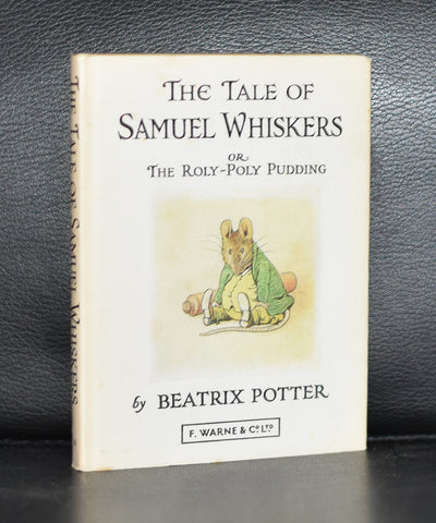 Beatrix Potter # THE TALE OF SAMUEL WHISKERS # 35p, nm++