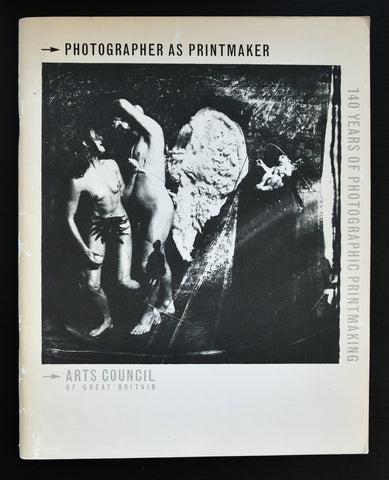 Joel Peter Witkin ao# THE PHOTOGRAPHER AS PRINTMAKER # 1981, nm-