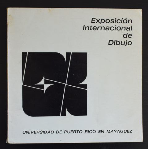 Puerto Rico # EXPOSICION INTERNATIONAL DE DIBUJO # 1968, nm