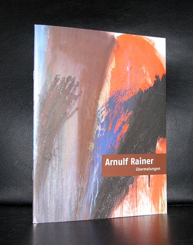 Arnulf Rainer # UBERMALUNGEN # 2002, 1000 copies, mint