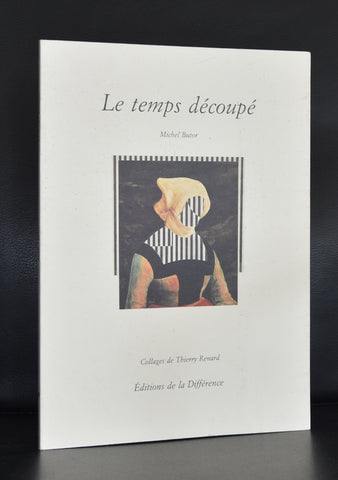 Thierry Renard # LE TEMPS DECOUPEE # 1991, mint-