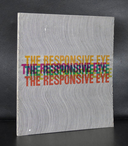 Moma # THE RESPONSIVE EYE # 1966, nm