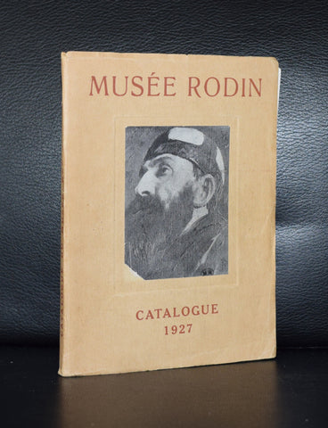 Musee Rodin # MUSEE RODIN CATALOGUE # 1927, nm
