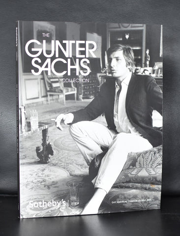 Sotheby's # GUNTER SACHS collection vol. 2 # 2012, mint