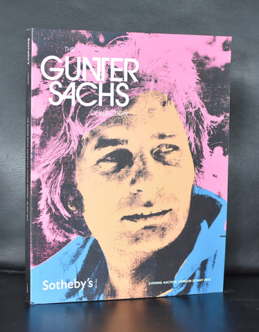 Sotheby's # GUNTER SACHS collection # 2012, mint