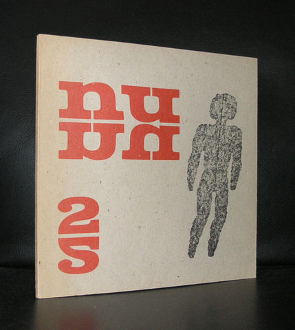Willem Sandberg , Kwadraat blad # Nu 25 # 1966, nm