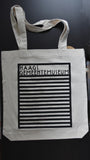 Sol LeWitt # COTTON BAG # special edition with 2 LeWitt designs