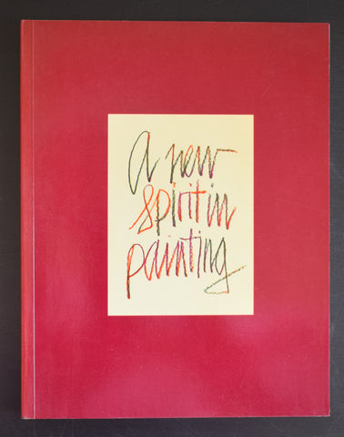 Royal academie # A NEW SPIRIT IN PAINTING # 1981, mint-