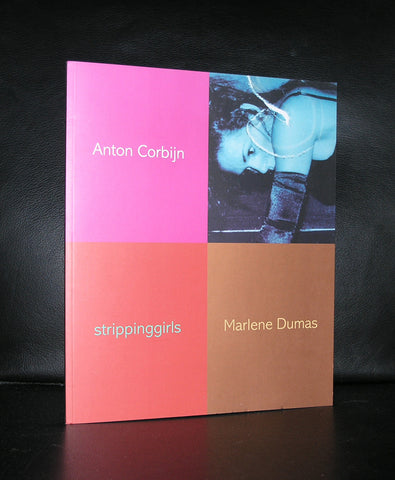 Marlene Dumas/ Anton Corbijn#STRIPPINGGIRLS# 2000, nm++