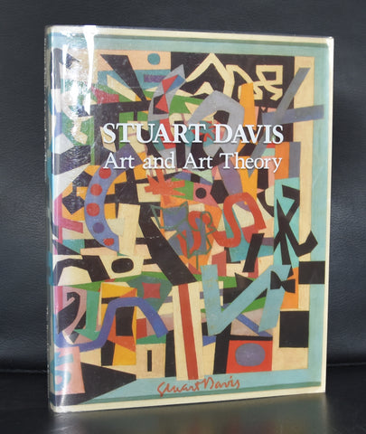 The Brooklyn Museum # STUART DAVIS< Art and Art Theory# 1978, nm