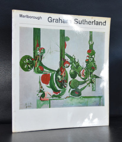 Marlborough # GRAHAM SUTHERLAND # 1962, vg-