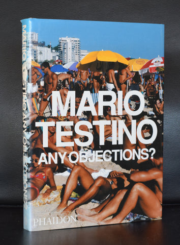 Mario Testino # ANY OBEJECTIONS? # 1998, mint