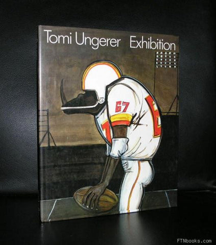 Tomi Ungerer # EXHIBITION # 1981, nm