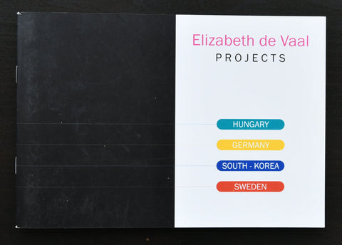 Stroom # ELIZABETH DE VAAL # projects, 2007, mint--
