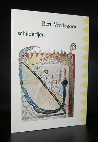 Bert Vredegoor # SCHILDERIJEN GEMALDE PAINTINGS # 1985, nm+