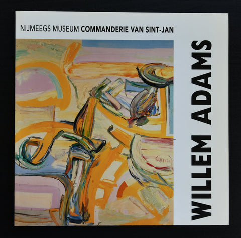 nijmeegs Museum # WILLEM ADAMS # 1992, mint--