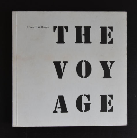 Emmett Williams # THE VOYAGE # 1975, 1000 copies, mint-