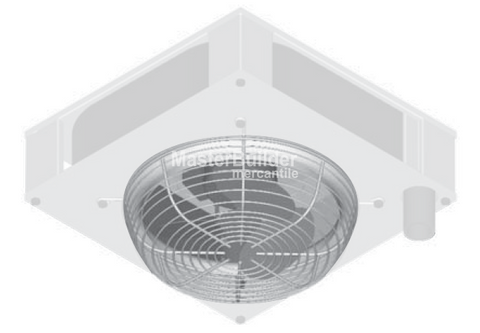 Beacon-Morris 46R703200200 OSHA Fan Guard for Vertical Steam/Hot Water Unit Heaters