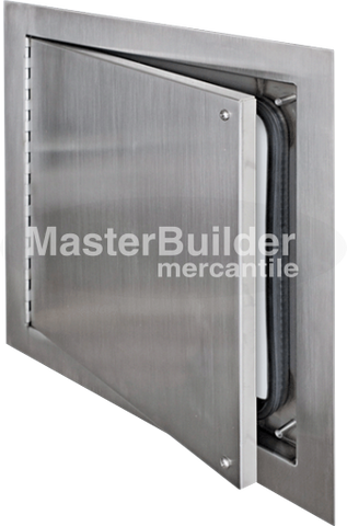 "Acudor ADWT-18x18-SS 18"" x 18"" Stainless Steel Airtight / Watertight Access Door"