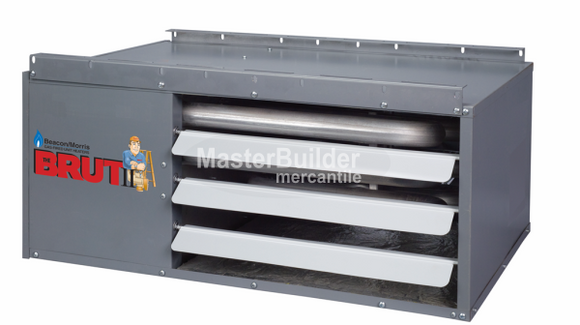 Beacon-Morris BRT120 120,000 BTU Input Low Profile Tubular Gas Fired Unit Heater