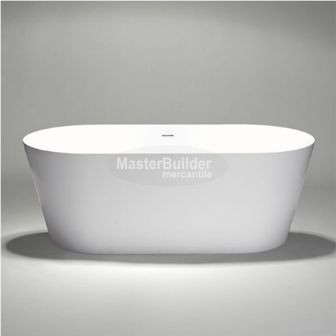 "Blu Bathworks BT0304 Coco 67"" blu∙stone™ Freestanding Bathtub"